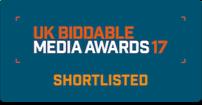UK Biddable Media Awards logo